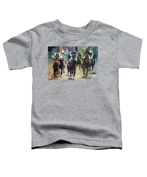 The Bets Are On Toddler T-Shirt