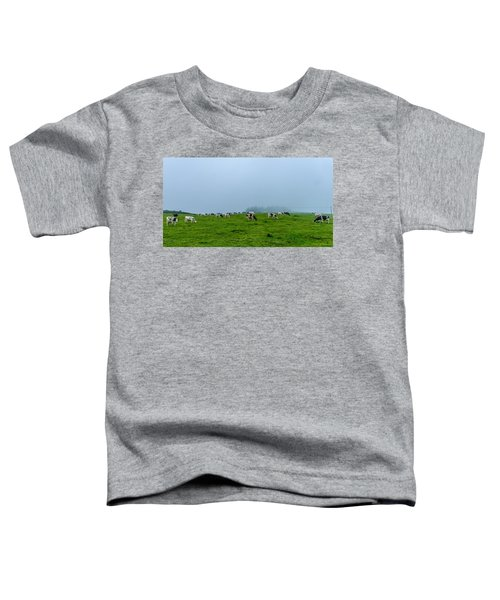 Cows In The Field Toddler T-Shirt