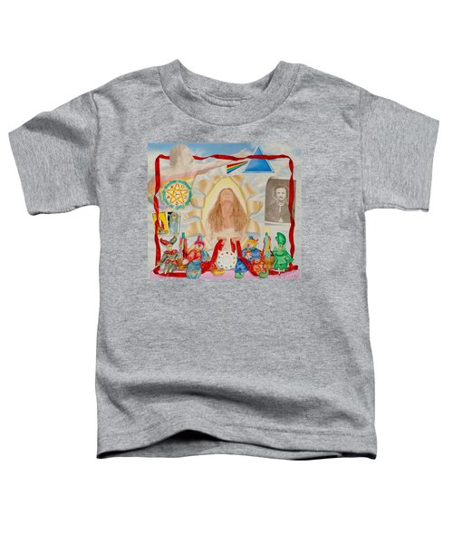 Invocation Of The Spectrum Toddler T-Shirt