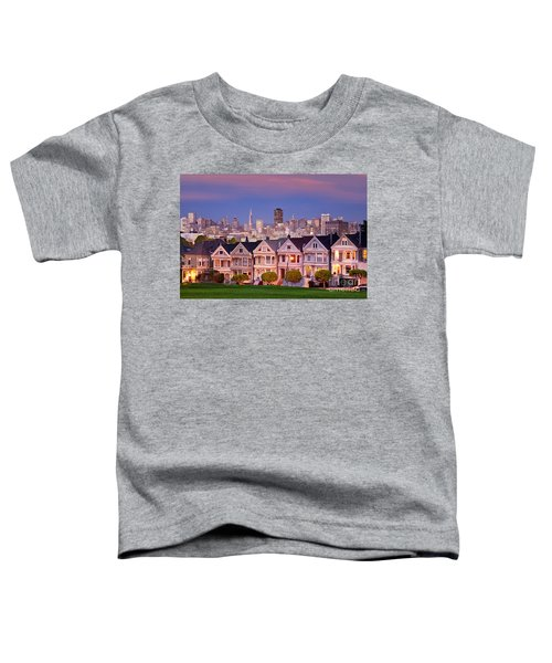 Painted Ladies Toddler T-Shirt