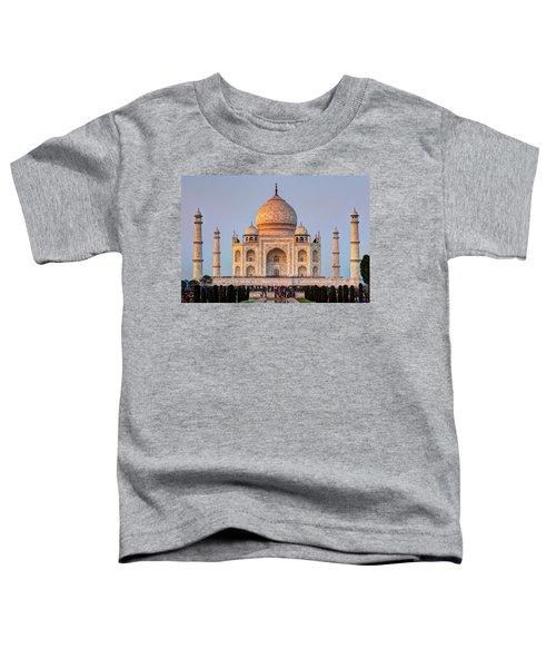Taj Mahal Toddler T-Shirt