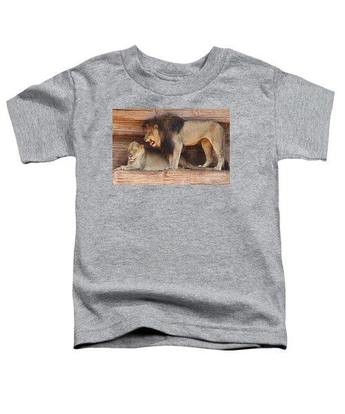 The Feline Honeymooners Toddler T-Shirt