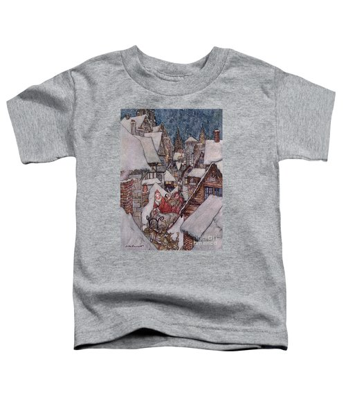'the Night Before Christmas Toddler T-Shirt