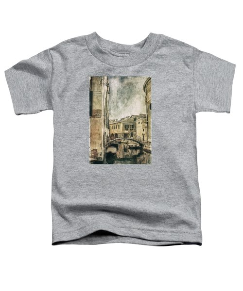 Venice Back In Time Toddler T-Shirt