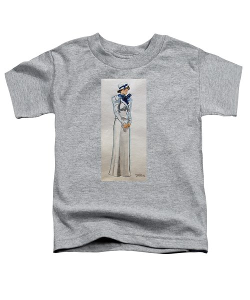 A Day At The Seashore 1 Toddler T-Shirt