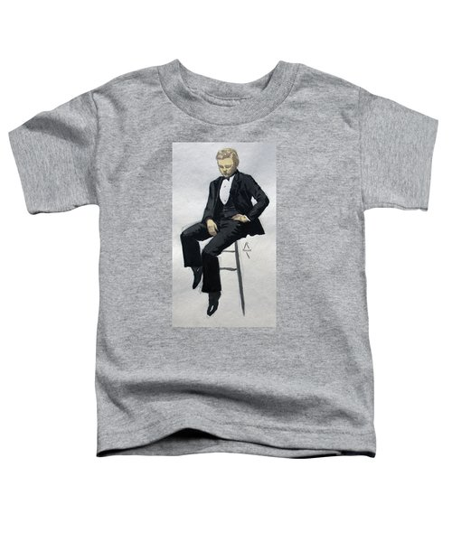 Gatsby Study 3 Toddler T-Shirt