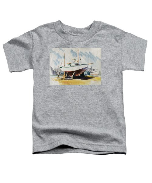 The Shipyard Toddler T-Shirt