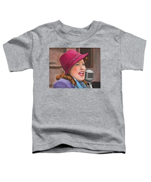 40s Singer Toddler T-Shirt