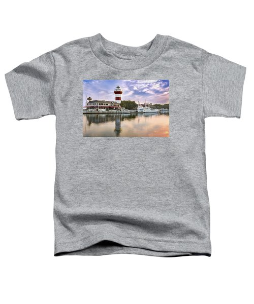 Lighthouse On Hilton Head Island Toddler T-Shirt