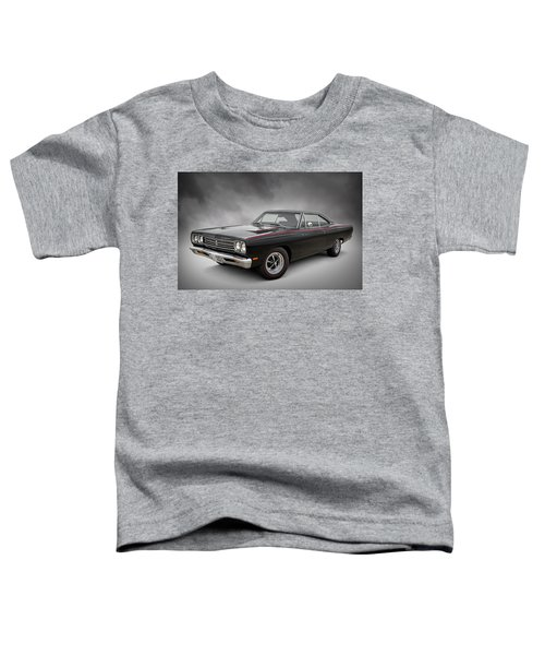 '69 Roadrunner Toddler T-Shirt by Douglas Pittman