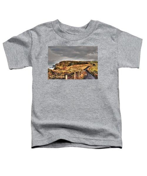 A' Druim Toddler T-Shirt