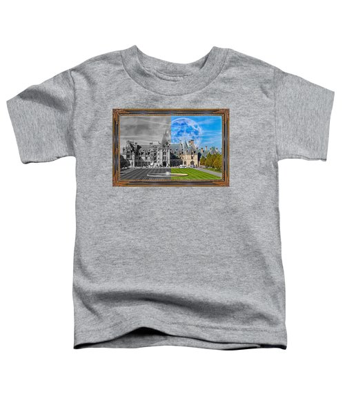 A Feeling Of Past And Present Toddler T-Shirt