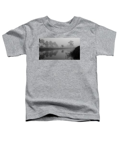 A Foggy Morning Toddler T-Shirt