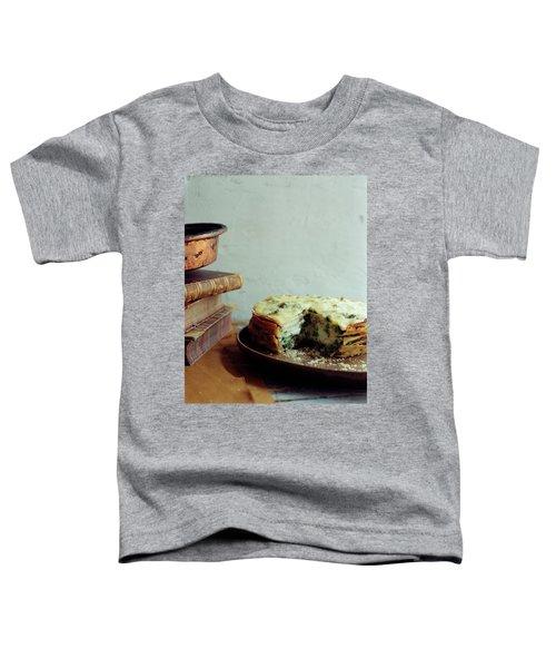 A Gourmet Torte Toddler T-Shirt