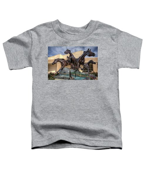 A Monument To Freedom Toddler T-Shirt