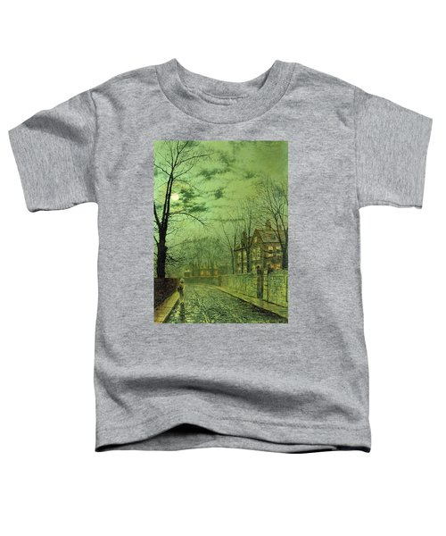 A Moonlit Road Toddler T-Shirt