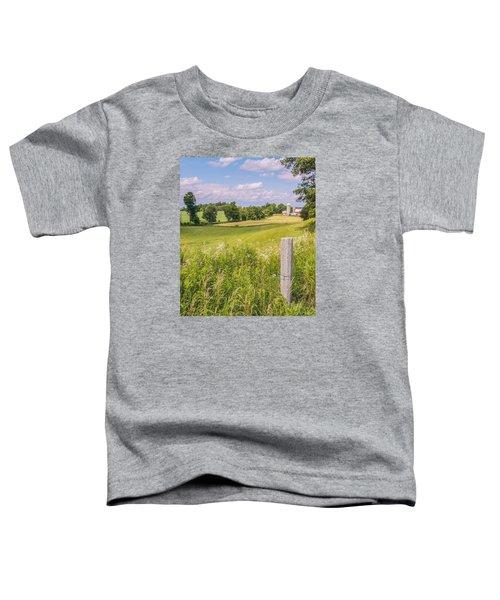 A Nation's Bread Basket  Toddler T-Shirt