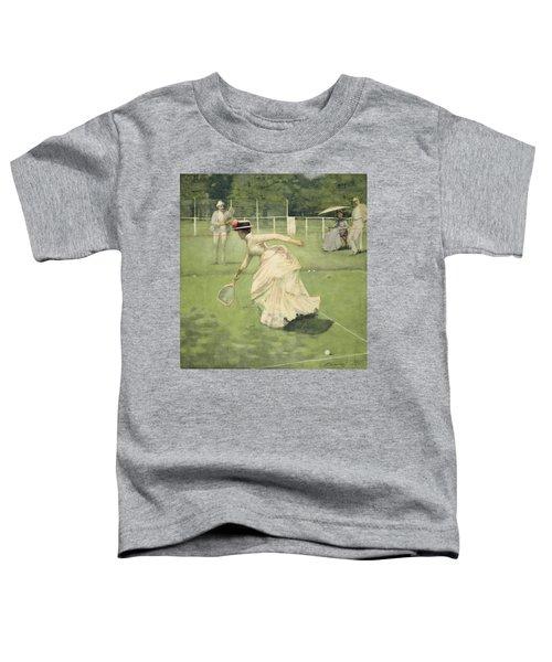 A Rally, 1885 Toddler T-Shirt