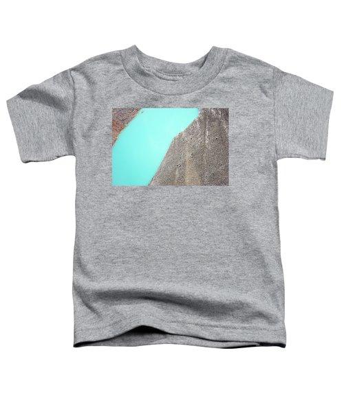 A Silty Glacier-dammed Lake Toddler T-Shirt