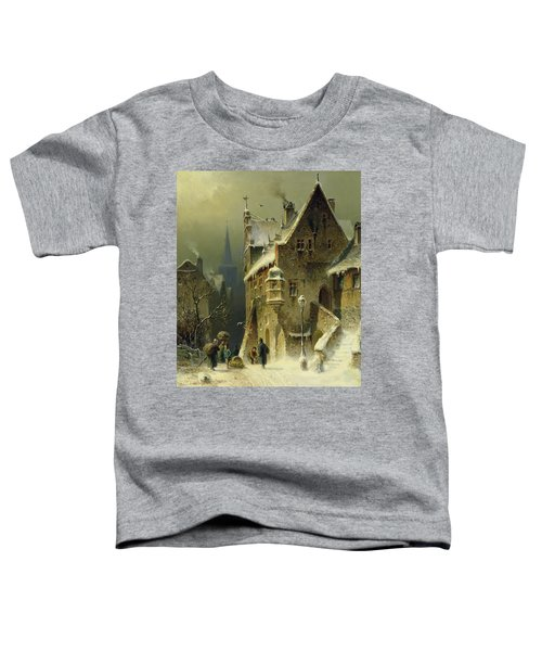 A Small Town In The Rhine Toddler T-Shirt