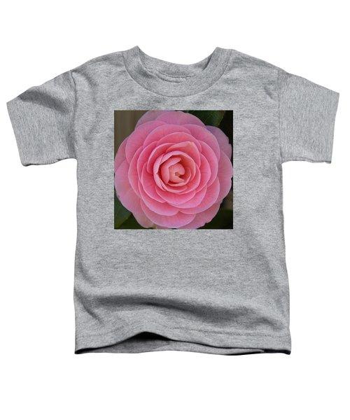 A Soft Blush Toddler T-Shirt
