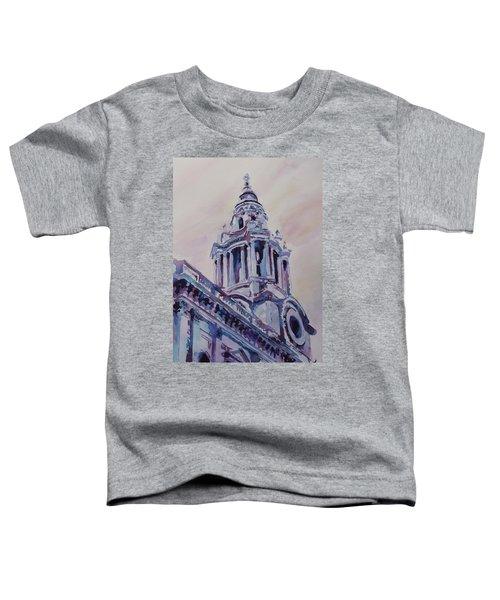A Spire Of Saint Paul's Toddler T-Shirt
