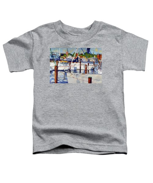 A View From The Pier Toddler T-Shirt