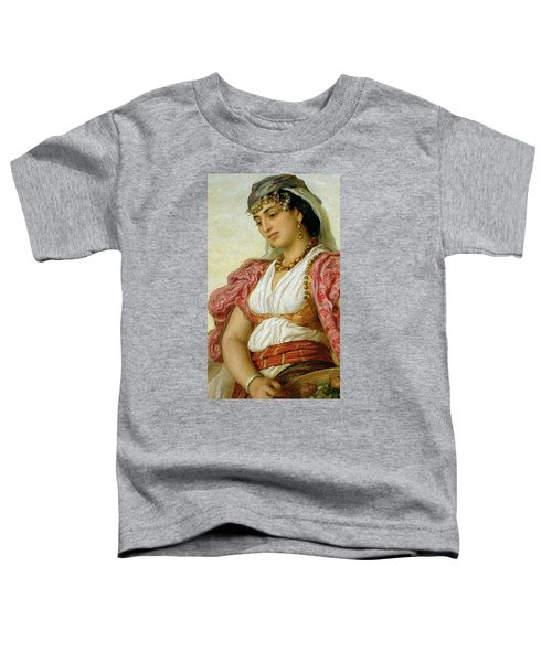 A Woman From Algiers Toddler T-Shirt