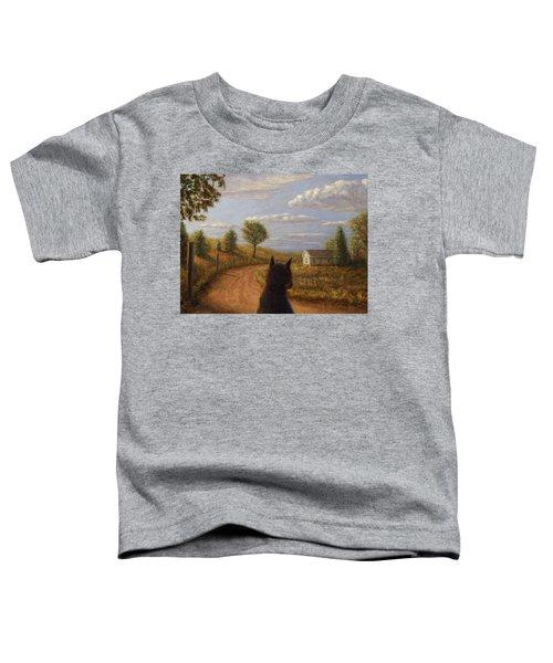 Abandoned House Toddler T-Shirt
