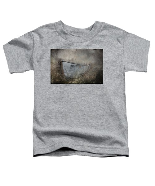 Abandoned On Sugar Island Michigan Toddler T-Shirt