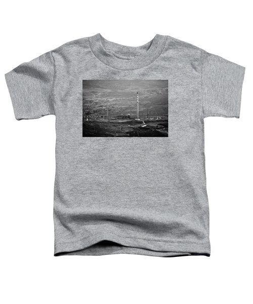 Abandoned Smokestacks Toddler T-Shirt