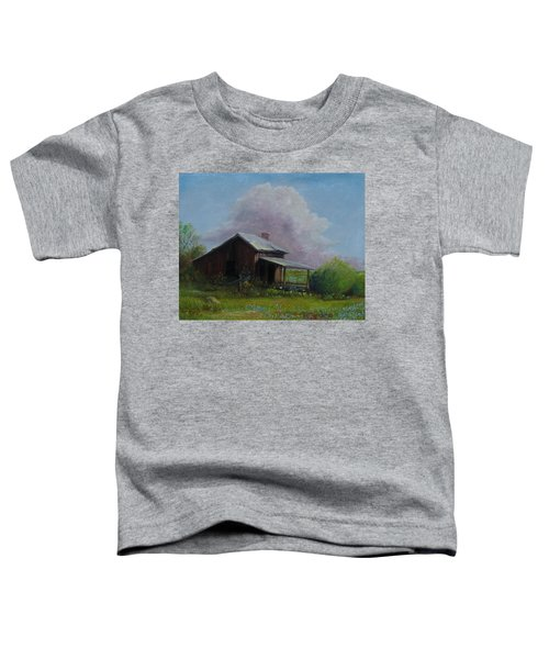 Abondoned Memories  Toddler T-Shirt
