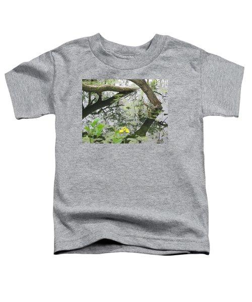 Abstract Nature 2 Toddler T-Shirt