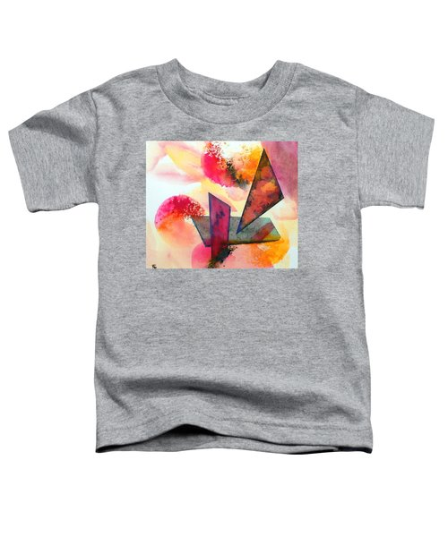 Abstract Shapes Toddler T-Shirt