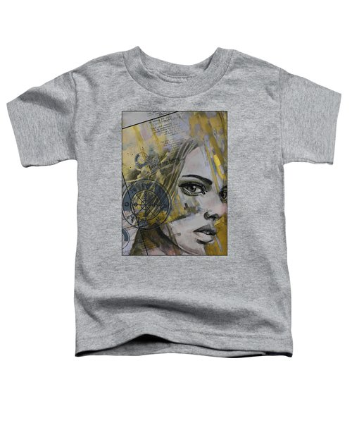 Abstract Tarot Art 022b Toddler T-Shirt