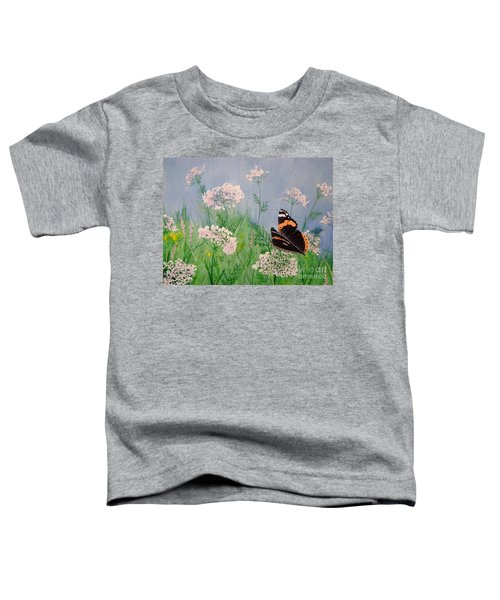 Admiral And Lace Toddler T-Shirt