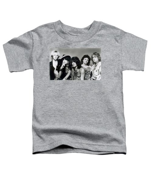 Aerosmith - What It Takes 1980s Toddler T-Shirt by Epic Rights