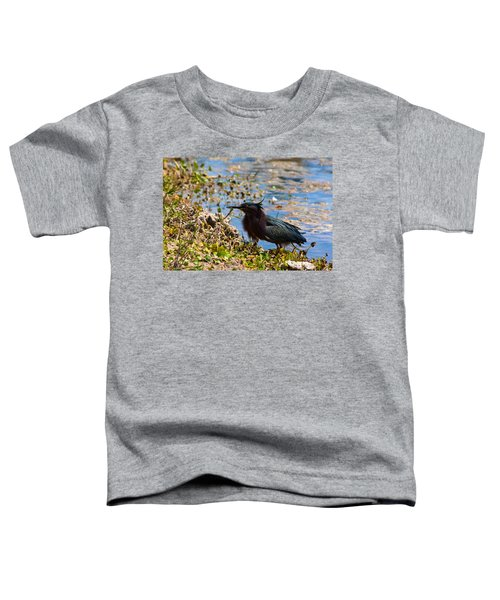 After Fishing Toddler T-Shirt