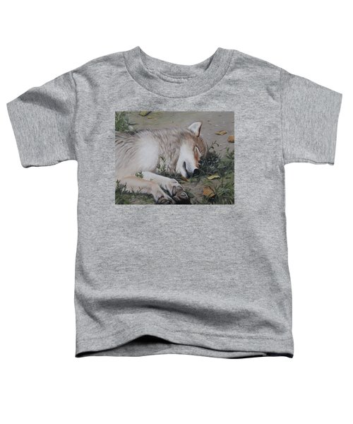 Afternoon Nap Toddler T-Shirt