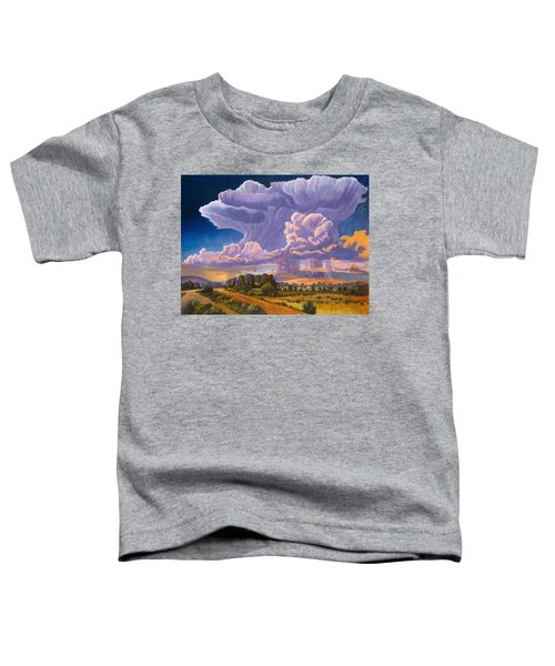 Afternoon Thunder Toddler T-Shirt