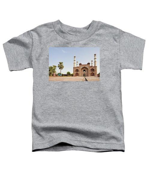 Akbar's Tomb In  India Toddler T-Shirt