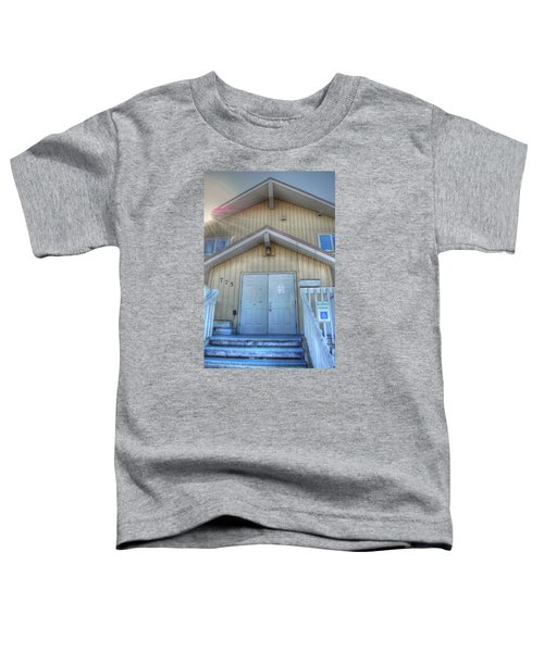 Alaskan Church Toddler T-Shirt