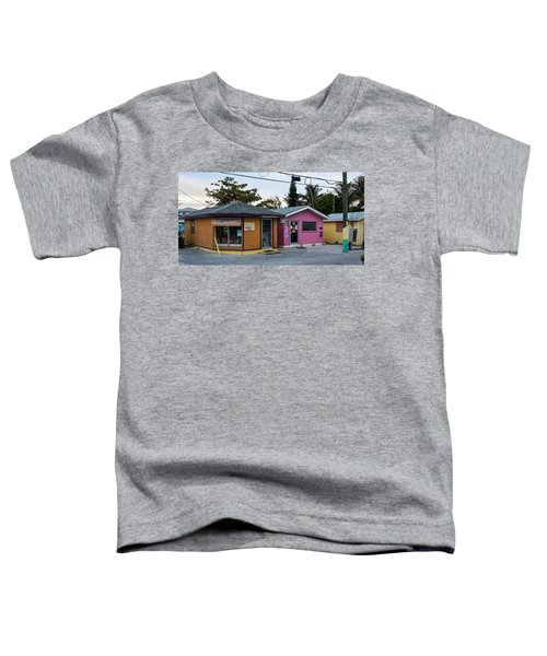 Alice Town Shops Toddler T-Shirt