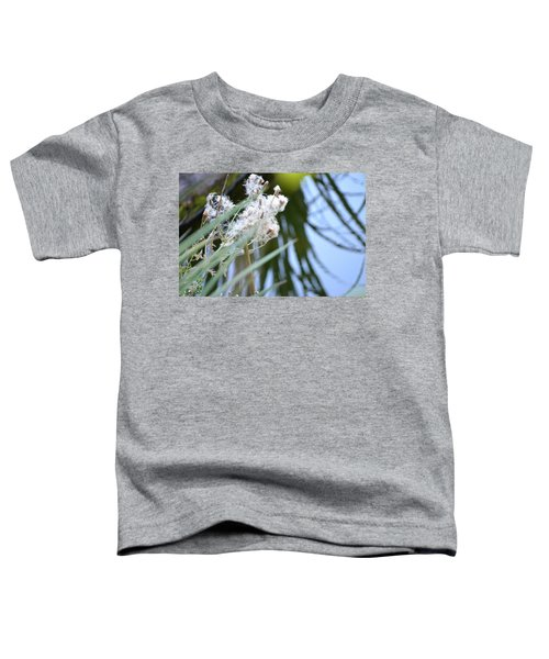 All The World Is Fluff And Posture Toddler T-Shirt