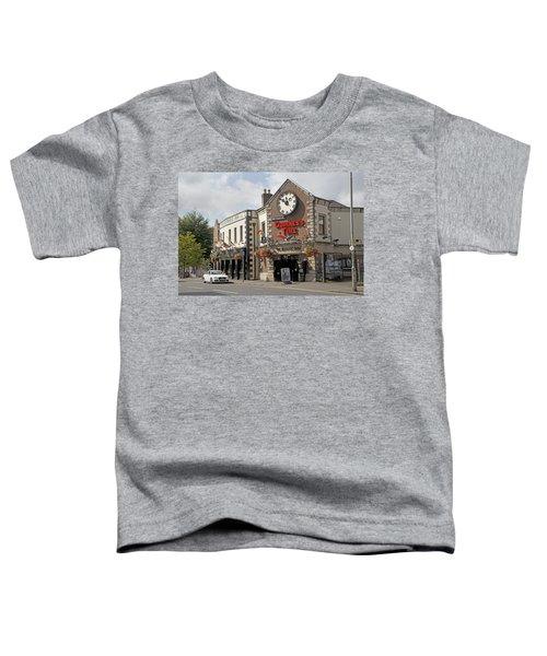 Almost Twelve Belfast Ireland Toddler T-Shirt