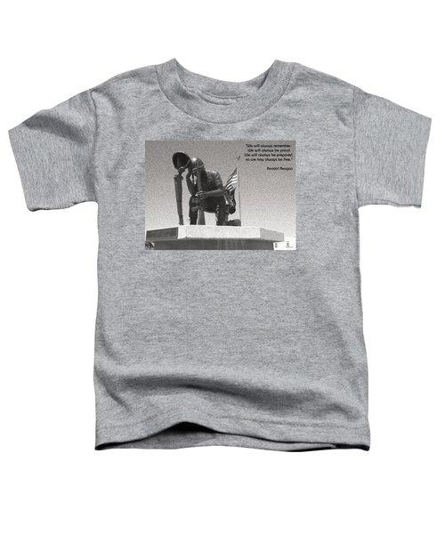 Always Remember Toddler T-Shirt