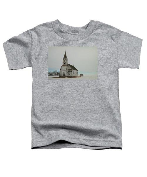 Amazing Grace In North Dakota Toddler T-Shirt