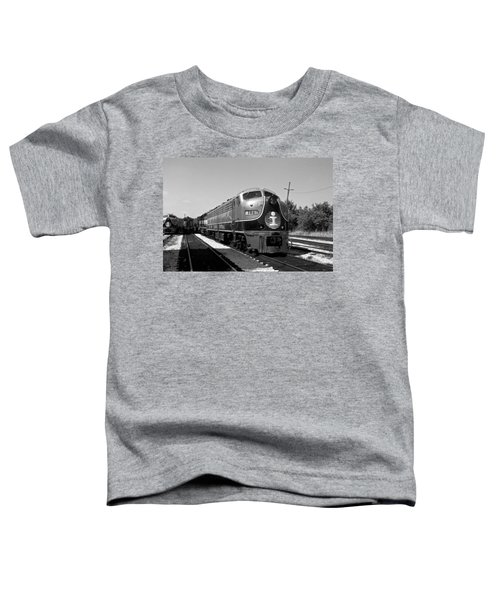 Amazing Trainyard Toddler T-Shirt
