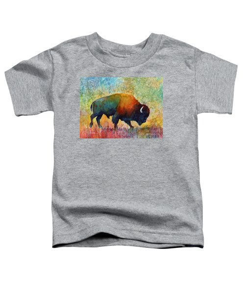 American Buffalo 4 Toddler T-Shirt