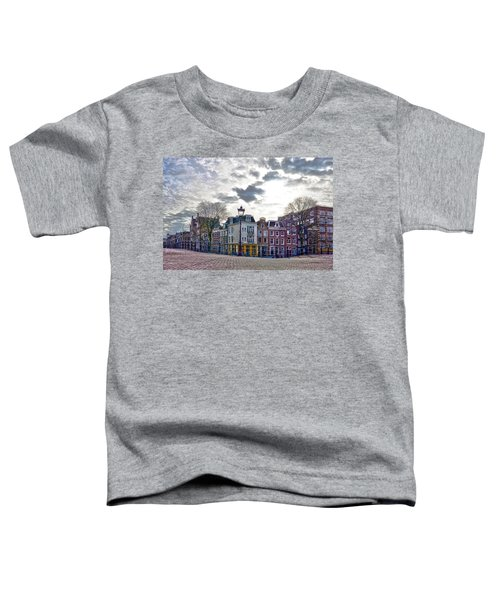 Amsterdam Bridges Toddler T-Shirt
